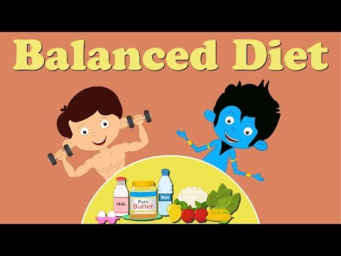 Balanced Diet | It's AumSum Time