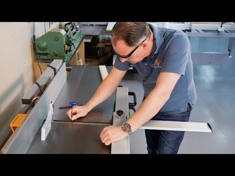 A-Z of Thickness Planer Set Up & Maintenance – Peter Sefton (Trailer)