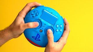 the Weirdest PS4 controller