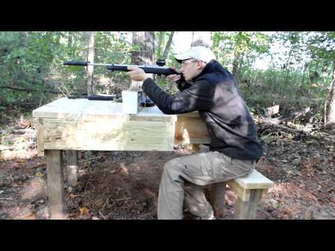 Ruger 10/22 TD 22 LR Takedown sparrow silencerco silencer suppressor gemtech