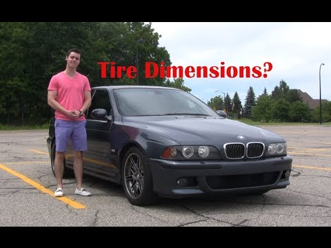 Understanding Tire Sizes and Measurements