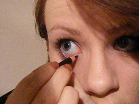 How To Apply Eyeliner To Your Waterline And Upper Waterline