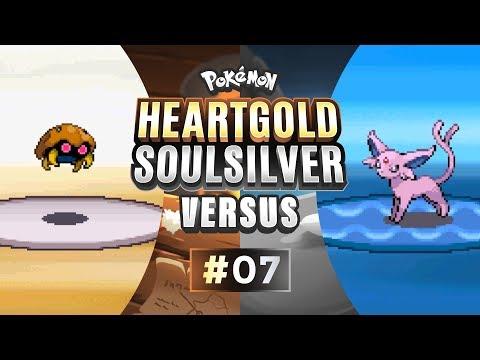 Pokemon HeartGold and SoulSilver Versus - EP07 | SLAPPIN DA BASS!