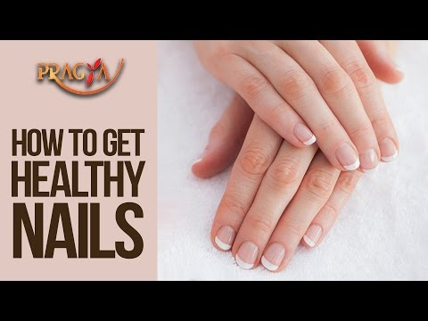 How To Get Long, Shiny & Healthy Nails At Home! - Pooja Goyal (Beauty Expert ) - Pragya T