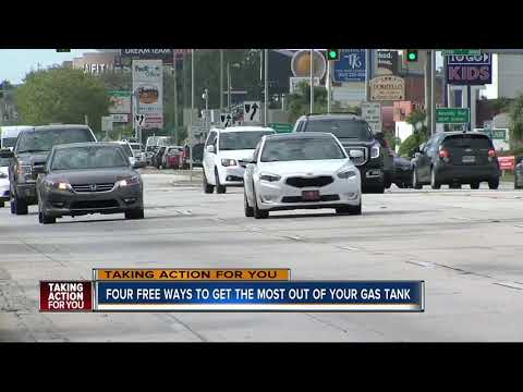 How to stretch your dollar and improve the gas mileage of your vehicle