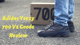 "46ea553c7 Yeezy Boost 700 v2 ""GEODE"" Review on Feet (Español)"
