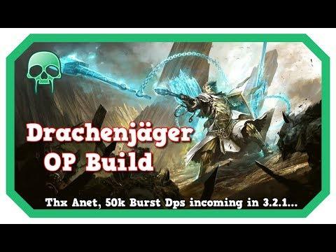 Guild Wars 2 Drachenjäger/Wächter Build & Guide für Raids und Fraktale / gw2