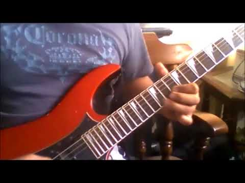 The Happiest lick ever played on guitar