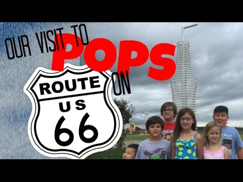 Route 66 - Pops - Arcadia, Oklahoma