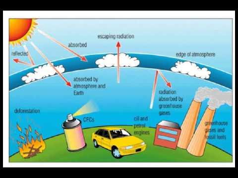 1 A Global Warming MultiMedia Presentation