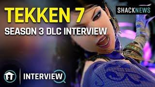 Tekken 7 Season 3 DLC - Interview