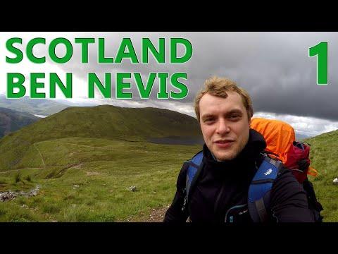 Szkocja - Fort William i okolice - Inverness i Ben Nevis | Scotland - Around Fort William (1/2)