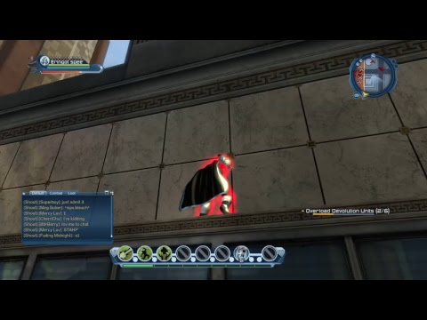 How to get free powers on dcuo
