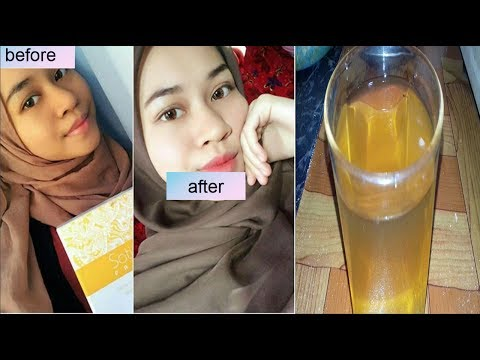 Skin Whitening Drink | Drink For Skin Lightening | Homemade Skin Whitening Drink