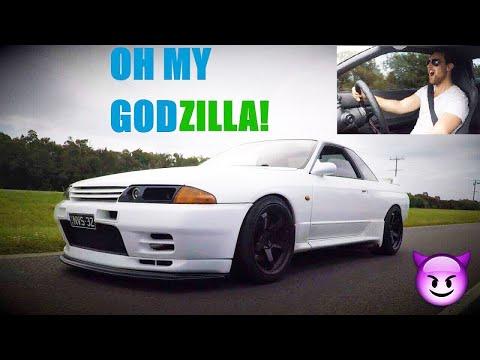 GODZILLA ON STEROIDS! 600WHP R32 GTR (NVS 32)