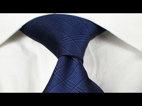 Manhattan Tie Knot   Expert Knots   How to Tie a Necktie ?
