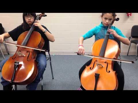 Cello Vibrato by harmonic shifts