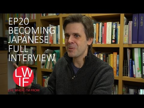 Becoming Japanese (Full Interview)