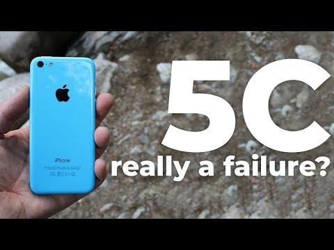 Was the iPhone 5C a failure?