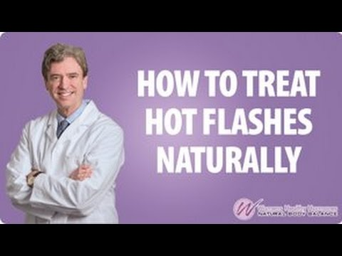 How To Treat Hot Flashes Naturally - Women's Healthy Hormones
