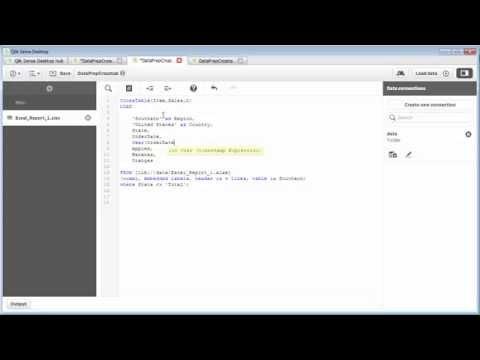 The Power of Qlik Script - Reshaping Data - Part 2