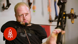 On Target: Shooting Arrows Without Arms