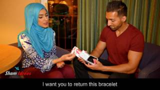 When u Buy ur Wife an Expensive Present | Sham Idrees