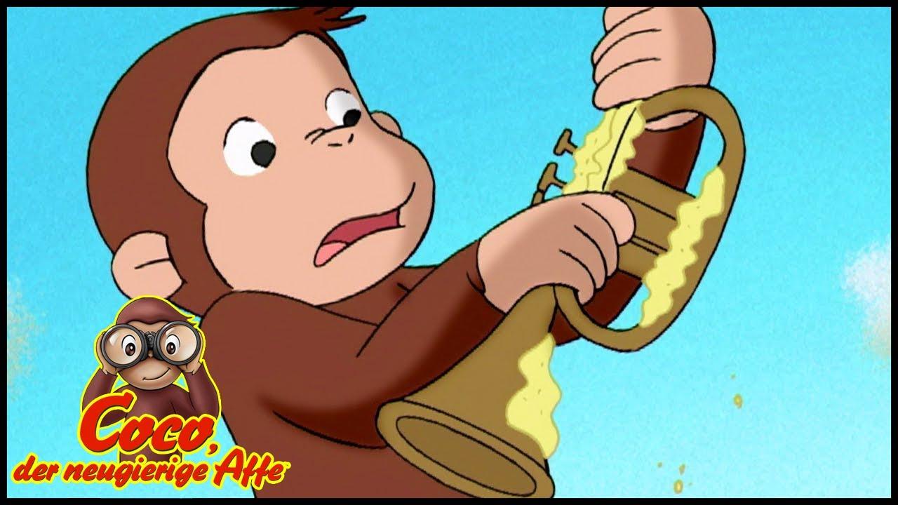Coco der Neugierige Affe 🐵Wo ist Yorbo? 🐵Ganze Folgen Staffel 5 🐵Cartoons für Kinder