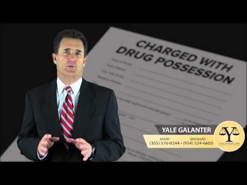 Drug Crime Attorney - Miami Defense Attorney Advice