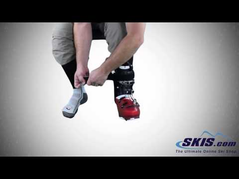 How To Put On Your Ski Boots