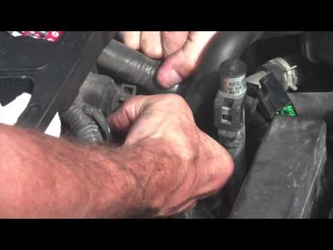 Part 2 - How to replace camshaft sensor on nissan altima 2005 3.5L