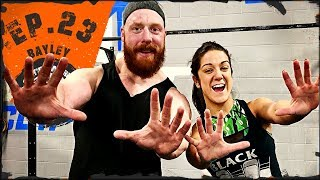 Ep.23 Bayley CrossFit Workout...