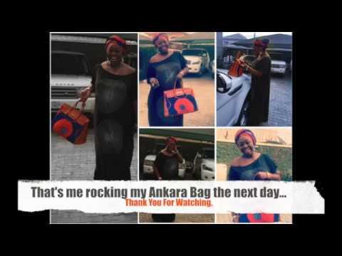 How To Make Ankara Bag In 8 Easy Steps