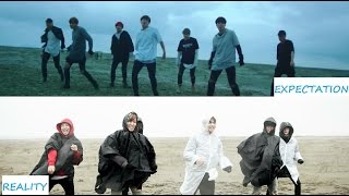 BTS (방탄소년단): EXPECTATION vs. REALITY