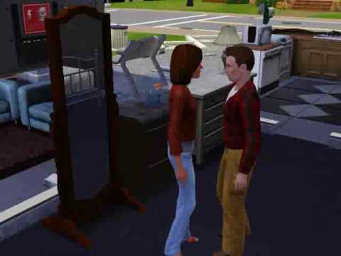 The SIms 3 Engagement