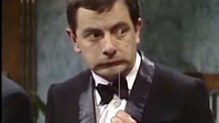 Dental Floss | Funny Clip | Classic Mr Bean