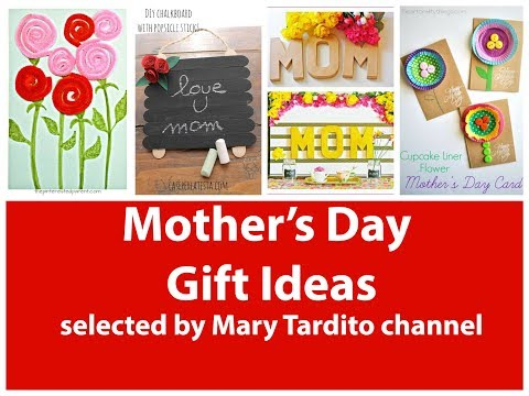 Mothers Day Gift Ideas - Gifts for Mom DIY Inspo