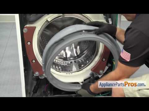 Washer Balance Ring (part #DC97-12135A) - How To Replace