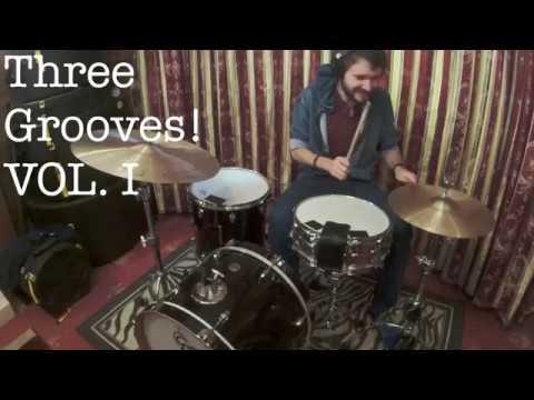 THREE GROOVES // (Bernard Purdie, Rick Marotta, Al Jackson Jr)