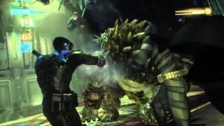 Killer Croc Boss Fight!