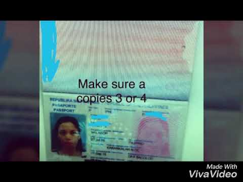 Visa requirements for fiance from Philippines to USA