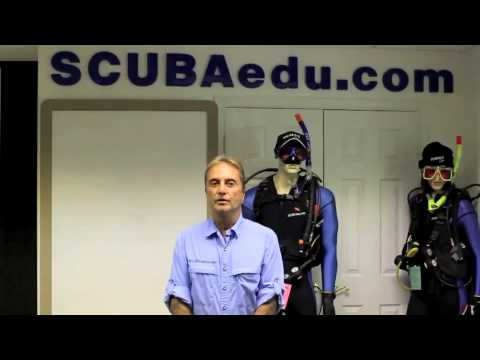 SCUBA Diving Schools - Why do you provide SCUBA diving students more instructional hours than other