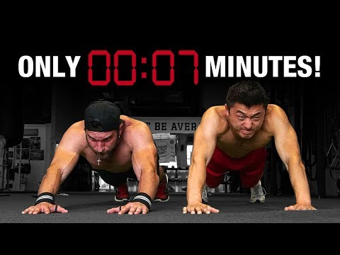 KICKBOXING Fat Burning Workout! (LOSE 10 POUNDS FAST!)
