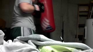 Boxing Bag Work 3