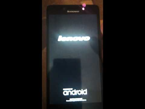 How to Boot Lenovo A6000 Into Fastboot Mode.