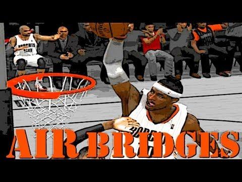 NBA 2k12 My Player: Neal Air Bridges is clutch and dunking like Michael Jordan ft. Dwight Howard
