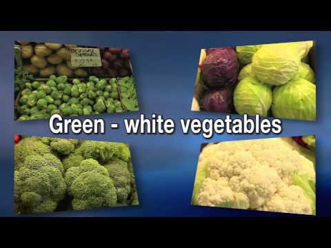 Eating to Stay Healthy & Young - Video