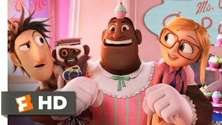 Cloudy with a Chance of Meatballs 2 - Getting the Team Together Scene (1/10) | Movieclips