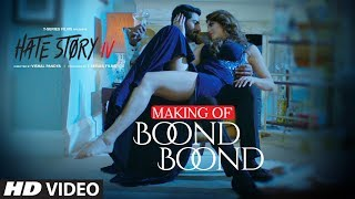Making Of Boond Boond Song | Urvashi Rautela | Vivan Bhathena