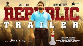 Republic | Trailer | Sai Tej | Aishwarya Rajesh | Jagapathibabu | Ramya | Deva Katta | Oct 1st